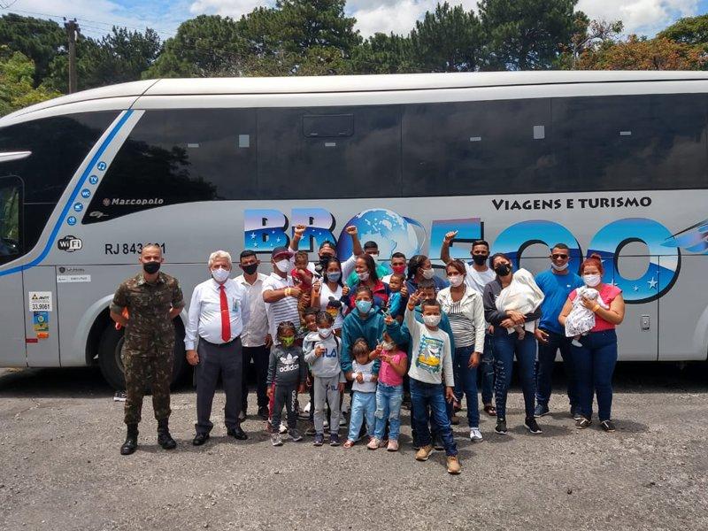 Região metropolitana de Belo Horizonte recebe grupo de migrantes e refugiados venezuelanos para trabalhar em fábrica de congelados
